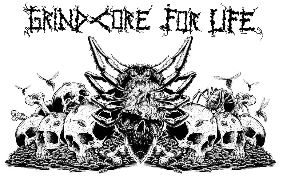 EveryDayHate X GrindCore For Life!