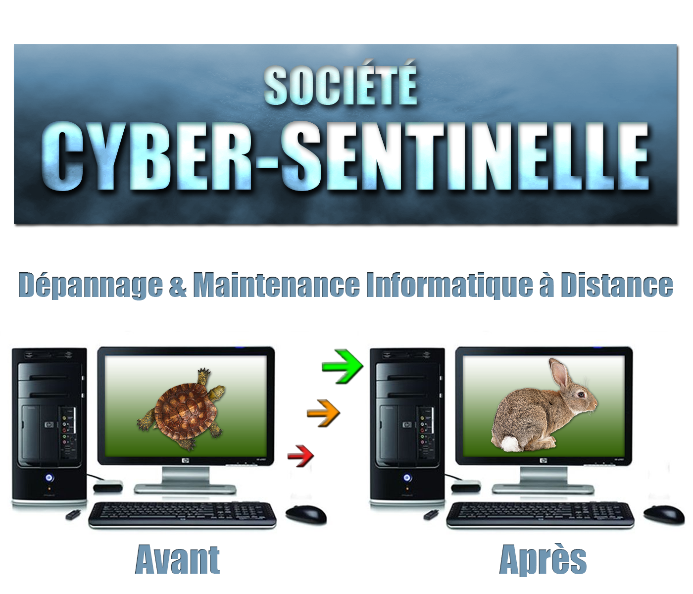 soci t cyber sentinelle d pannage maintenance informatique distance. Black Bedroom Furniture Sets. Home Design Ideas