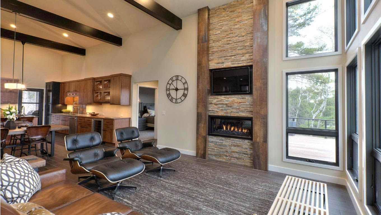 Living Room Urban Design Dream House