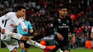 Tottenham Hotspur vs Real Madrid 3-1 Video Gol & Highlights