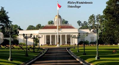 Istana Bogor | Objek dan Tempat Wisata di Bogor