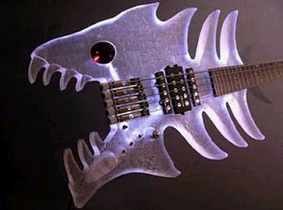 guitarras raras