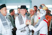 <b>Tim Pemenangan Siap Bergerak Menangkan Ahyar-Mori di Dompu </b>