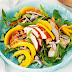 Tandoori Chicken And Mango Salad With Lime Dressing Recipe