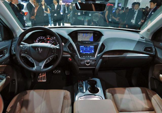 2019 Acura MDX Sport Hybrid Review