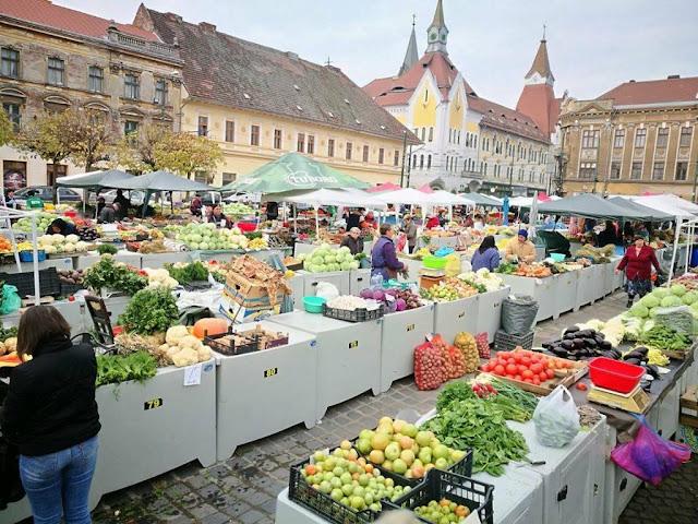 Sancțiuni în piețele din Timisoara pentru provocare de scandal și consum de alcool