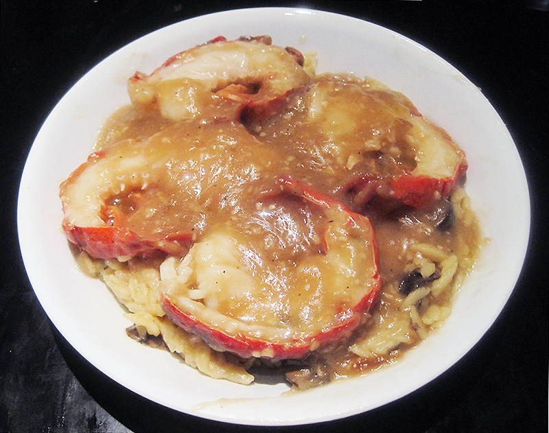 Workout then Cook!: Fancy Shmancy Lobster Dinner at Home!