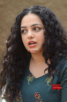 Nithya Menon promotes her latest movie in Green Tight Dress ~  Exclusive Galleries 019.jpg