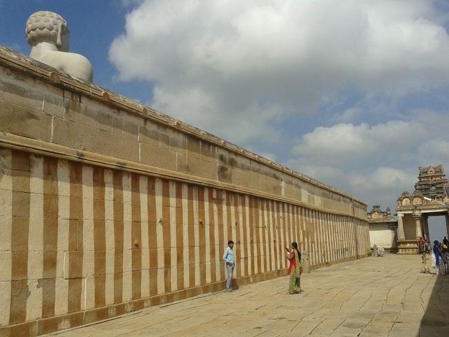 Gommateshwara Temple Prakaram