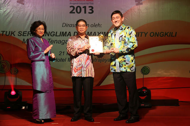 Intel Malaysia Recognized for Outstanding Achievement in Energy Efficiency, Conservation and Cost Saving 8