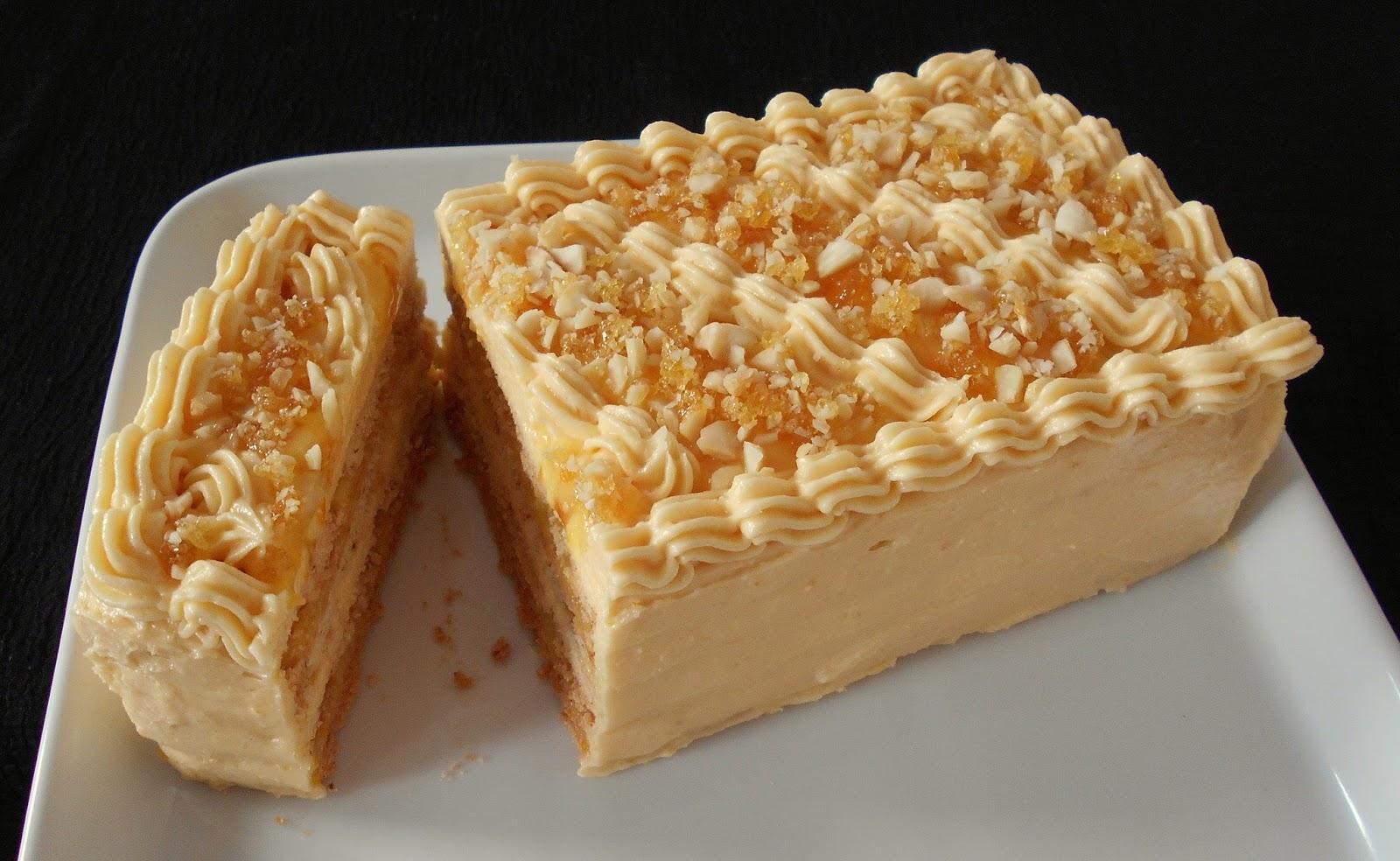 Marjolaine Cake Bake Off