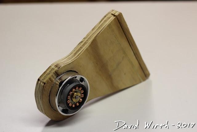 3d printer upgrade, vcr bearing, spool