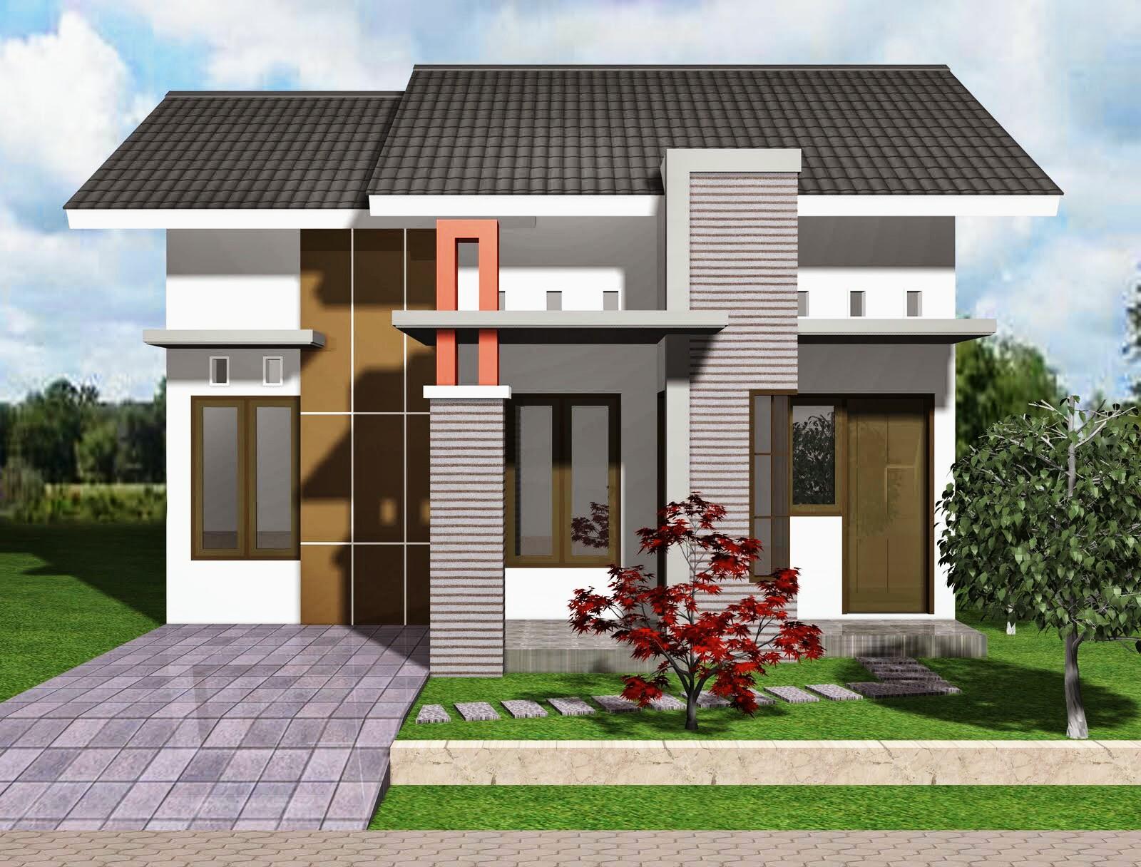 40 Desain Rumah Minimalis Type 36 Terbaru