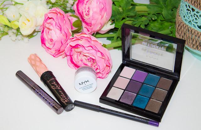 nyx-utimate-shadow-palette-mascara
