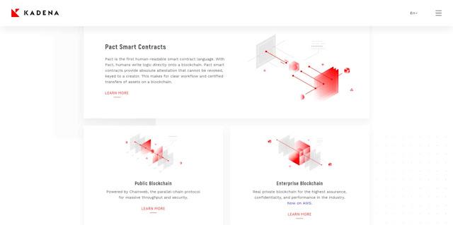 Kadena Announces Free Blockchain-as-a-Service, ScalableBFT, on AWS Marketplace
