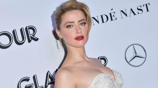 Amber Heard, Jhonny Depp Mirip Monster