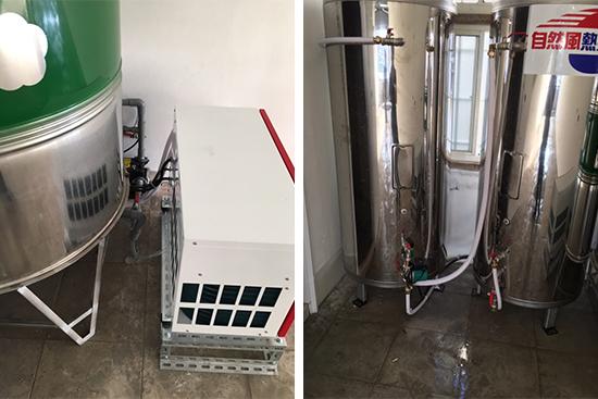 時下最夯的節能省電「泡澡神器」~空氣能熱水器!