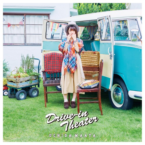 内田真礼 (Maaya Uchida) – Drive-in Theater [FLAC 24bit + MP3 320 / WEB]