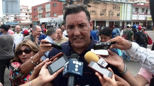 Pablo Pérez: Tenemos que ir a un enfrentamiento electoral pacífico
