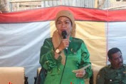 Hj.Norma Syahrir Ajak Berprilaku Hidup Bersih Menuju Kabupaten Sehat