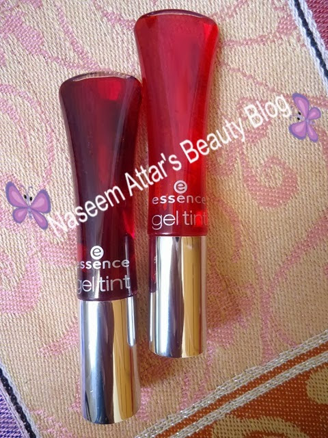 Essence gel tint review ~ Naseem Attar's Beauty Blog