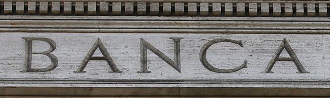 banca pignora il denaro