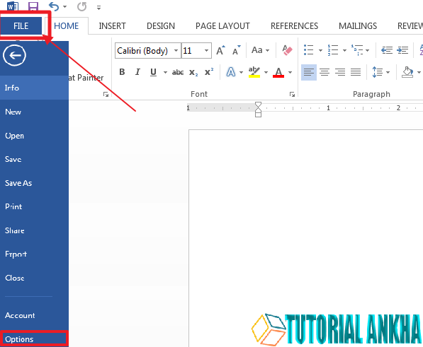 Cara mengatasi masalah  salah ketik di Ms Word (AutoCorrect)