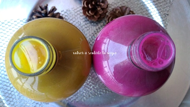 Geles e hidratante corporal de Lush - The Comforter & Yuzu and Cocoa