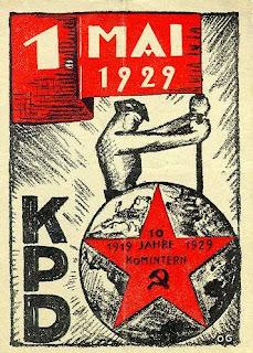 Affiche communiste allemand 1929