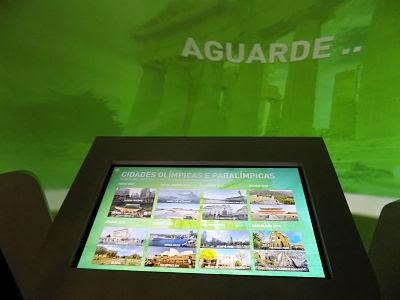 Nave do Conhecimento e Museu Cidade Olímpica