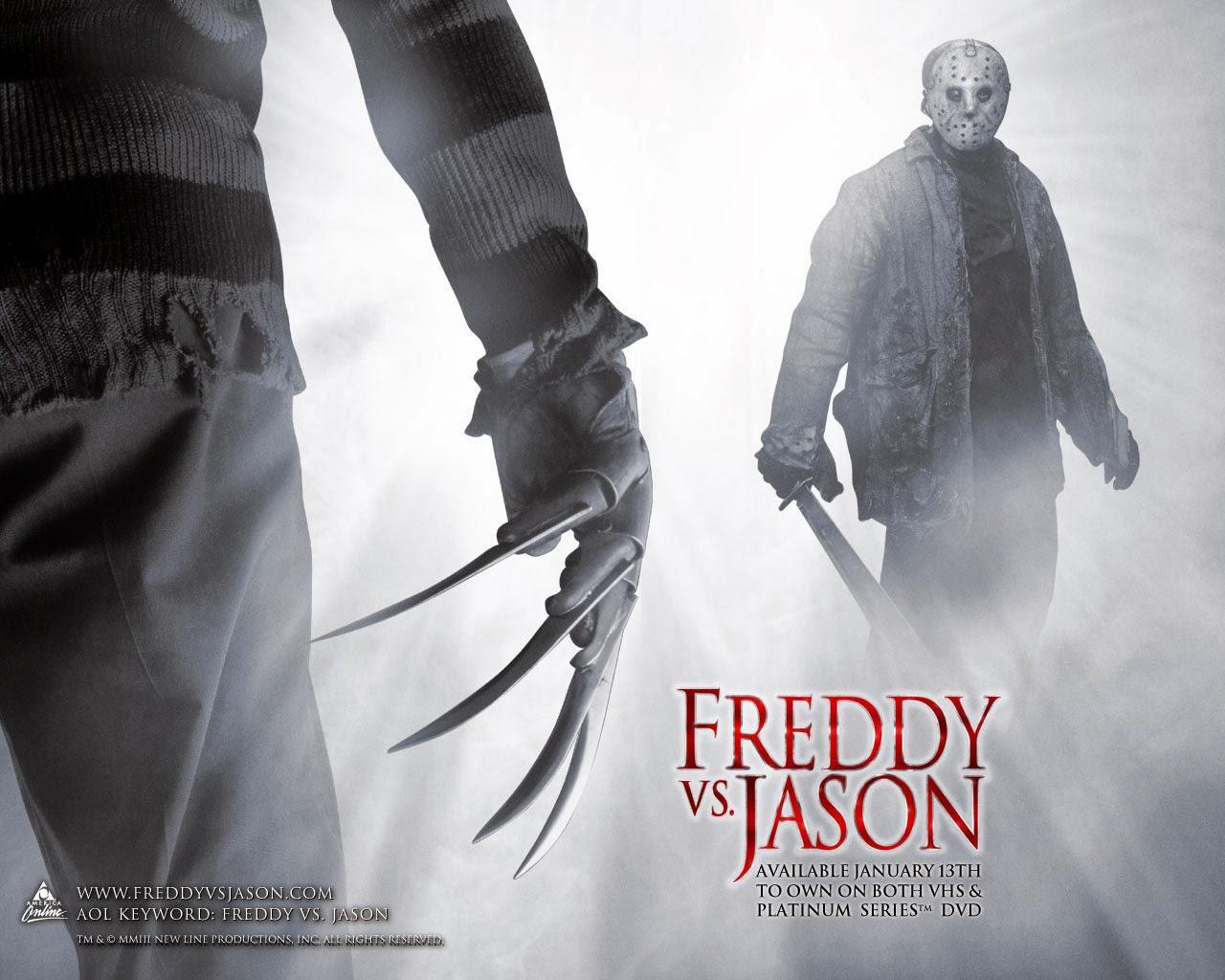 Happy 10th Anniversary to New Line Cinemas Freddy vs