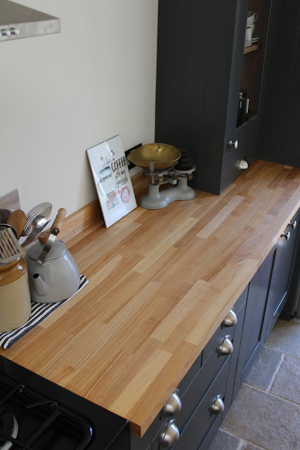 DIY Worktop Installation