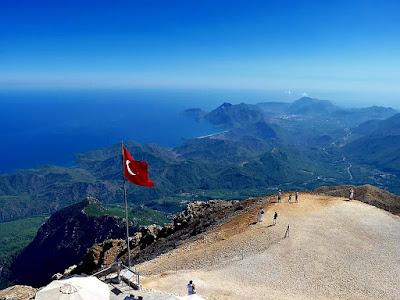 Gunung Olympos
