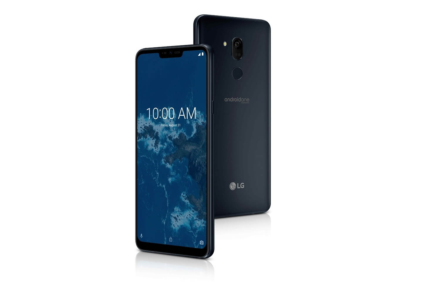 LG G7 One Announced the former with Snapdragon 835
