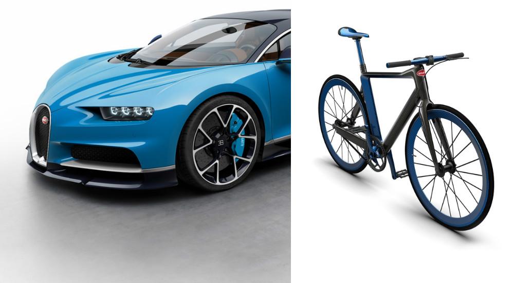 Böyle Olur Bugattinin Bisikleti Sekiz Silindir