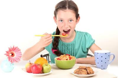 Makanan yang Tepat Untuk Pertumbuhan Anak