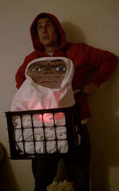 Funny Home Halloween Costumes Ideas