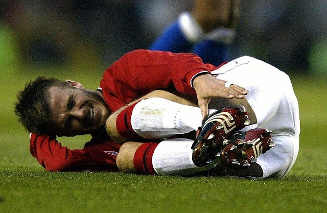 david beckham cedera saat di mu, agen bola euro, agen bola terpercaya, agen bola terbaik, agen tembak ikan