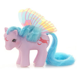 MLP Moon Jumper Year Seven Windy Wing Ponies G1 Pony