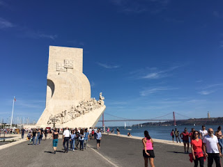 monumento dos descobridores - belém