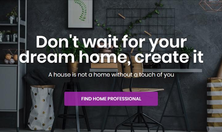 Atap.co - platform mudah untuk pereka bentuk, pemilik hartanah dan idea hiasan dalaman
