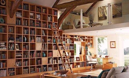 De mi mano by b4living almacenar libros for Estanterias para libros