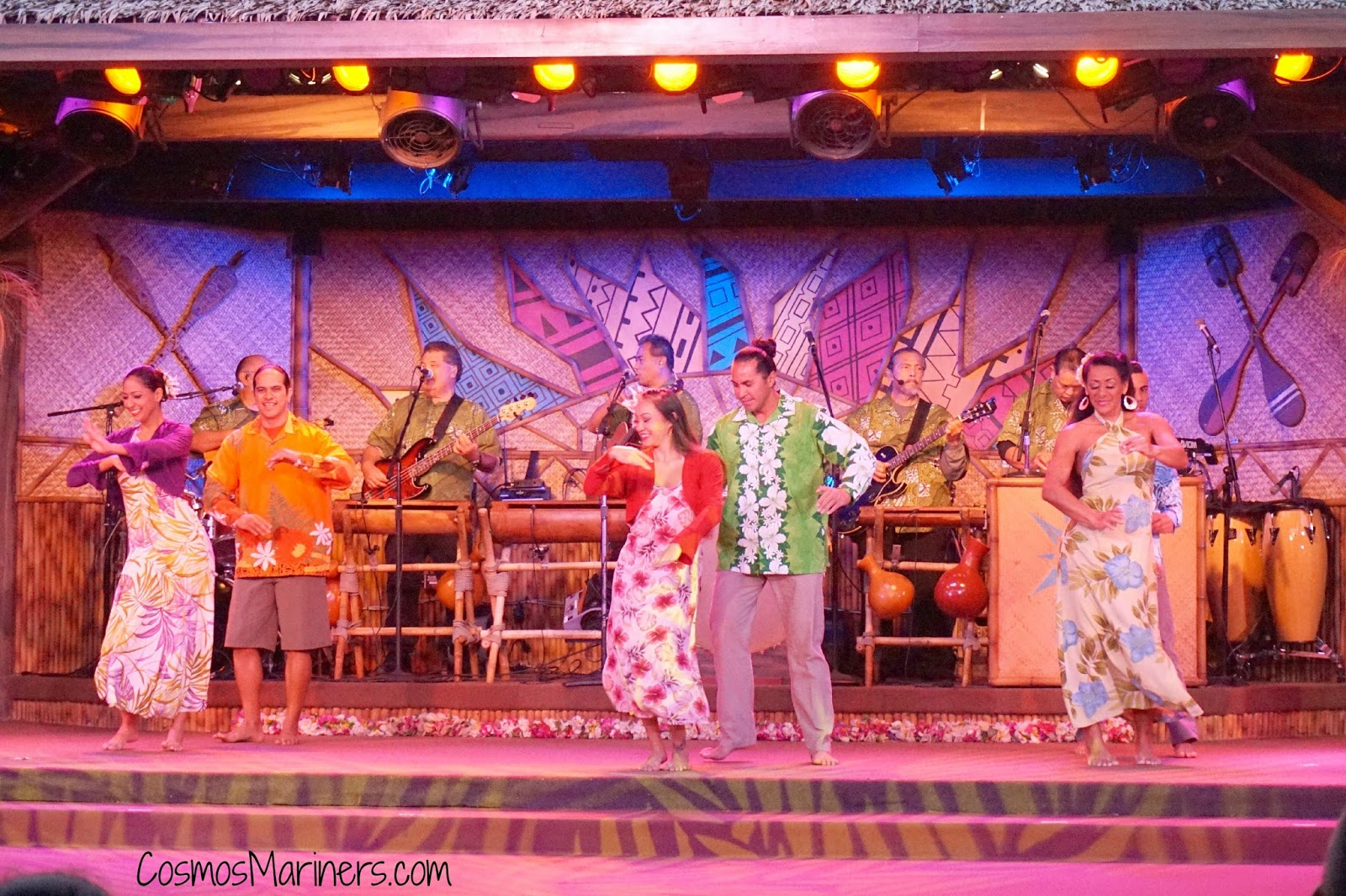 The Spirit of Aloha Dinner Show at Walt Disney World Resort: A Review | CosmosMariners.com