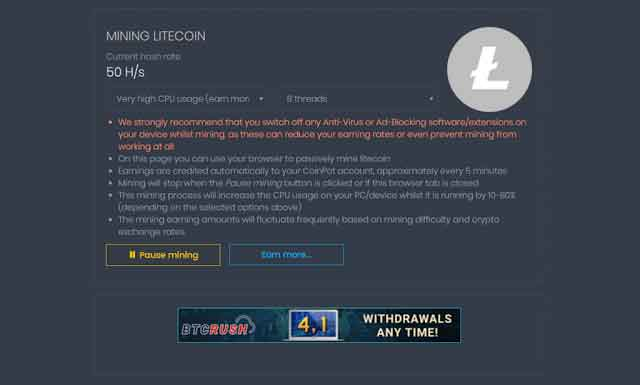 Mine-Litecoin-coinpot