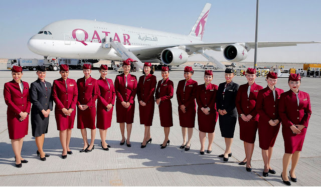 Qatar Airways Cabin Crew Recruitment Process