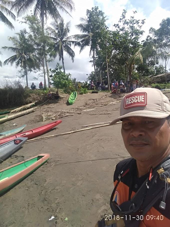 Pencarian Orang Tenggelam di Sungai Cisokan Agrabinta