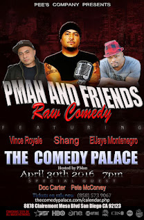 PMan's Raw Comedy Show