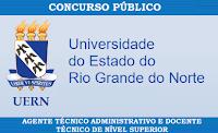 Apostila Universidade do Estado do RN - UERN - Agente Técnico Administrativo.