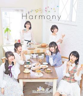 Download [Single] Rhodanthe* – Harmony [MP3/320K/ZIP]