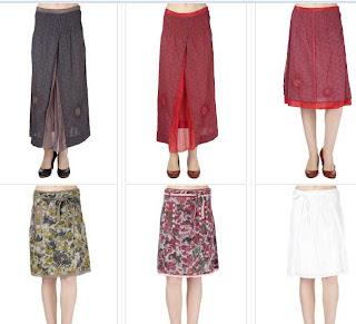 faldas solola
